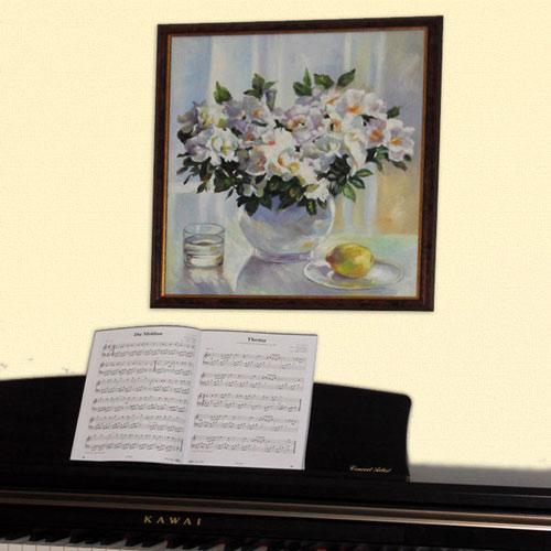 Blumenbilder Impressionismus Malerei