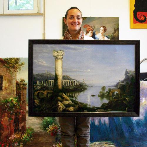 Klassisches Gemälde kaufen