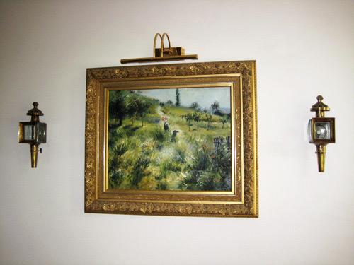 Impressionismus Ölbild