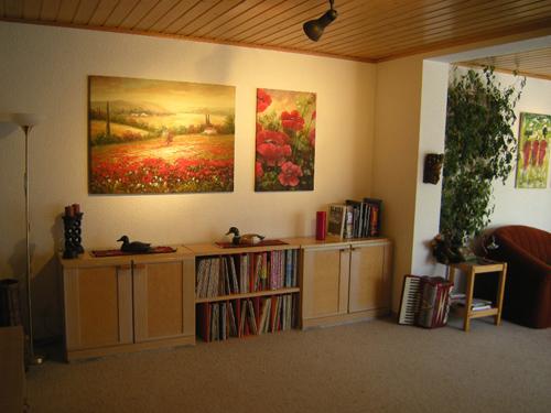 Dekorative impressionistische Ölbilder