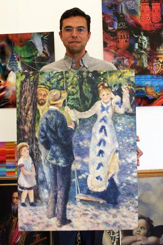 Renoir Ölgemälde