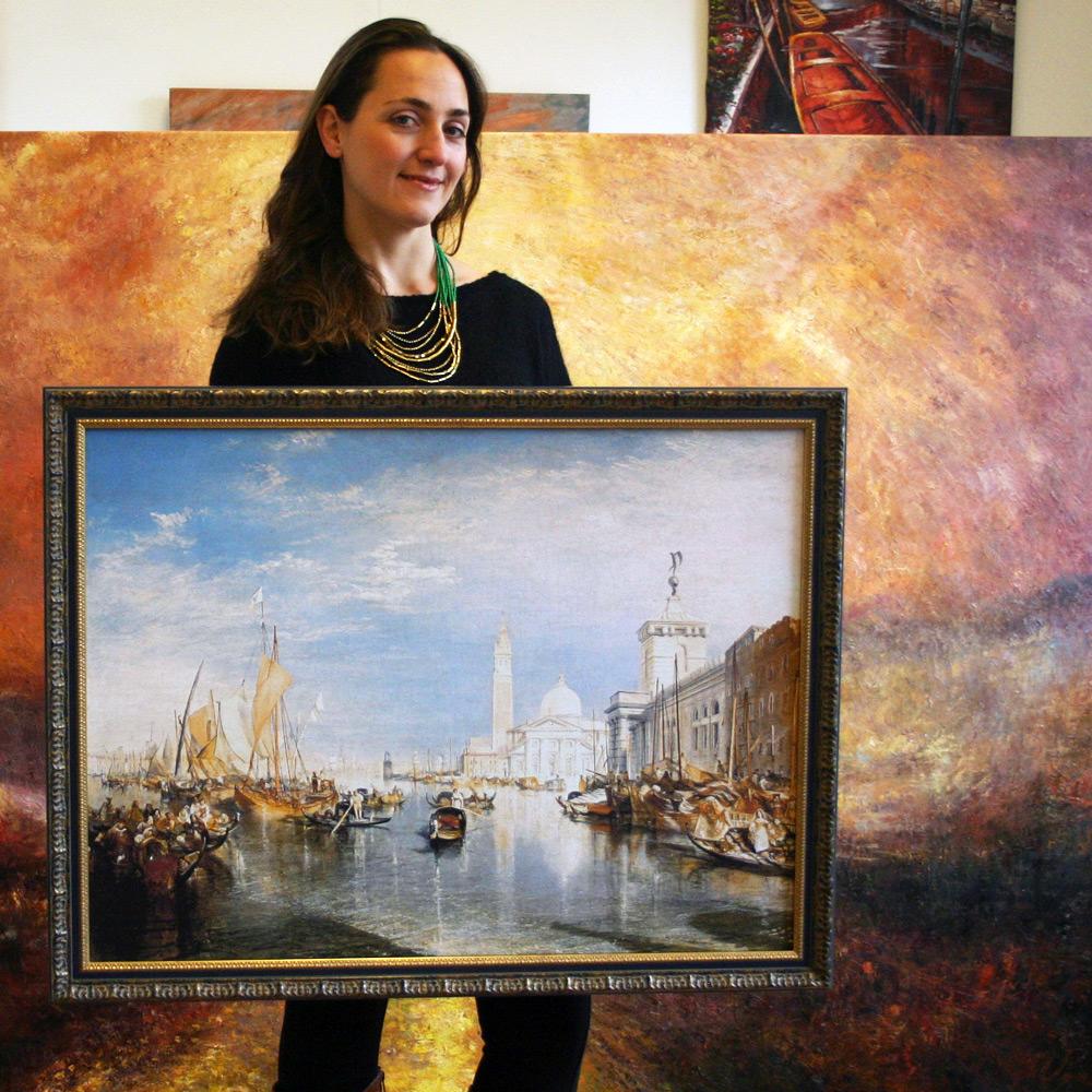 Segelschiffe in Venedig