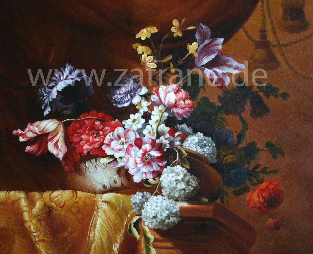 Bilder Stilleben mit Blumen nach Monnoyer