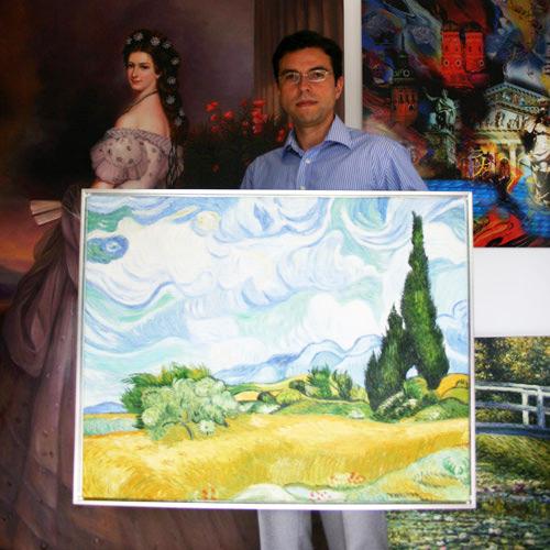Vincent van Gogh Gemaeldekopie kaufen