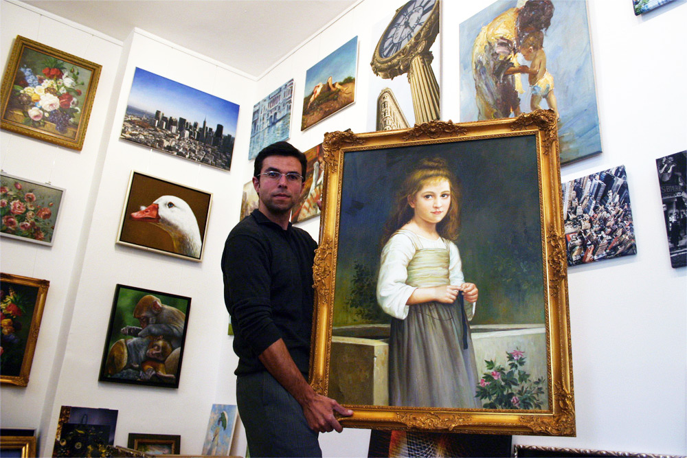 Ölbilder von Bouguereau kaufen